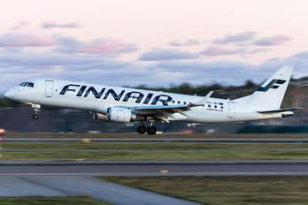 OH-LKH - Finnair Embraer ERJ-190 (190-100)