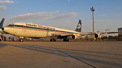 EP-SHV - Saha Air Boeing 707-300