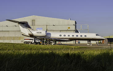 N83M - Private Gulfstream Aerospace G-V, G-V-SP, G500, G550