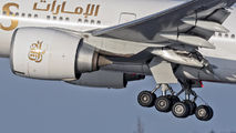 A6-EBF - Emirates Airlines Boeing 777-300ER aircraft
