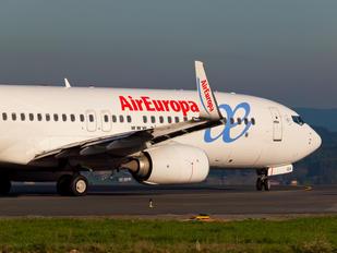 EC-LQX - Air Europa Boeing 737-800