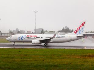 EC-JBJ - Air Europa Boeing 737-800