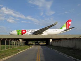 CS-TON - TAP Portugal Airbus A330-200