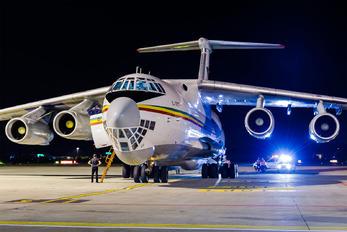 TN-AFS - Congo Republic - Government Ilyushin Il-76 (all models)