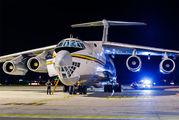 TN-AFS - Congo Republic - Government Ilyushin Il-76 (all models) aircraft