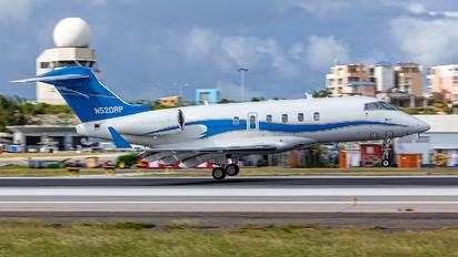 N520RP - Private Bombardier BD-100 Challenger 300 series