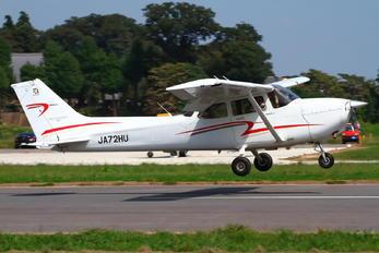 JA72HU - Private Cessna 172 Skyhawk (all models except RG)