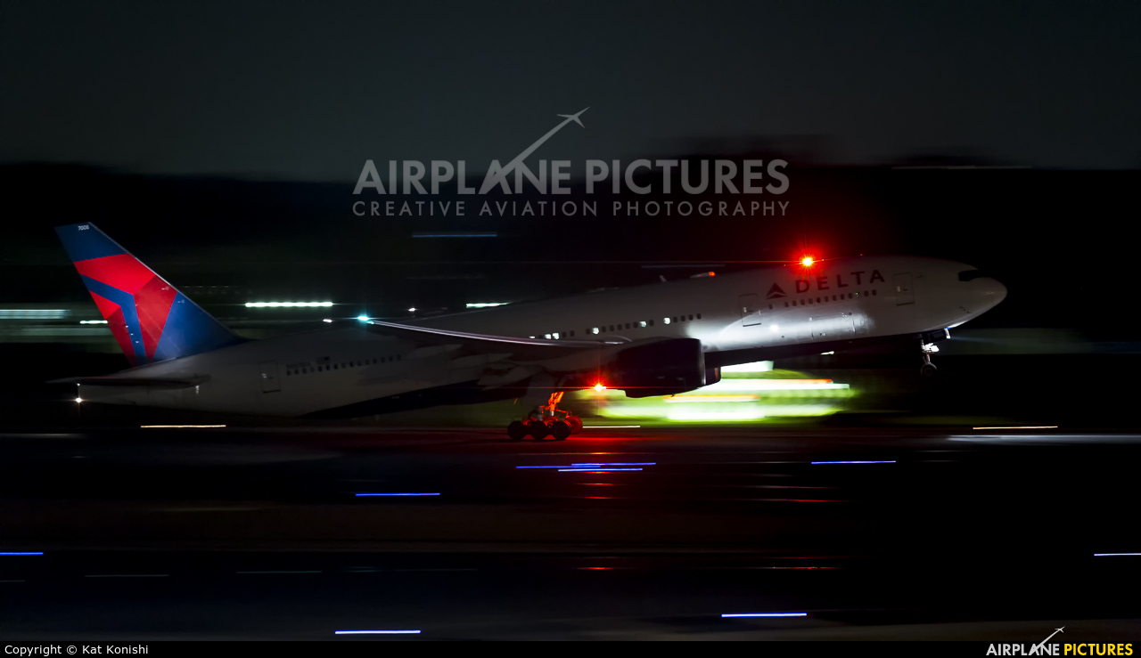 Delta Air Lines N867DA aircraft at Tokyo - Narita Intl