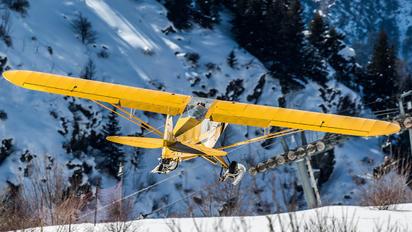 F-BNPI - Private Piper L-18 Super Cub