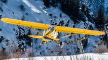 F-BNPI - Private Piper L-18 Super Cub aircraft