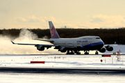 B-18206 - China Airlines Boeing 747-400 aircraft