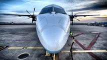 G-ECOD - Flybe de Havilland Canada DHC-8-400Q / Bombardier Q400 aircraft