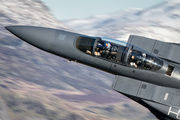 96-0205 - USA - Air Force McDonnell Douglas F-15E Strike Eagle aircraft