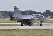9819 - Czech - Air Force SAAB JAS 39D Gripen aircraft