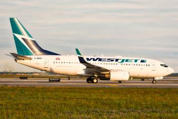 C-GWJF - WestJet Airlines Boeing 737-700