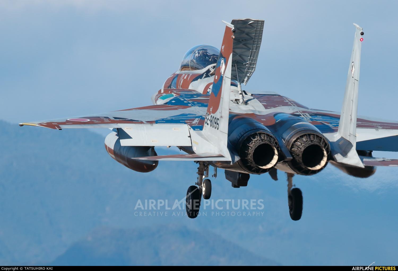 Japan - Air Self Defence Force 92-8095 aircraft at Nyutabaru AB