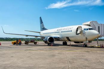 CX-OAA - Alas Uruguay Boeing 737-300