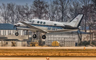 9A-SET - Private Beechcraft 90 King Air aircraft
