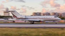 N112QS - Netjets (USA) Bombardier BD-700 Global Express aircraft