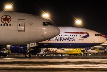 G-VIIF - British Airways Boeing 777-200