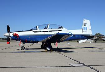 038 - Greece - Hellenic Air Force Beechcraft T-6 Texan II