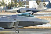 05-4098 - USA - Air Force Lockheed Martin F-22A Raptor aircraft