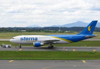PR-STN - Sterna Linhas Aéreas Airbus A300F