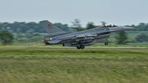 FA-95 - Belgium - Air Force General Dynamics F-16A Fighting Falcon aircraft