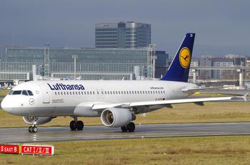 D-AIZD - Lufthansa Airbus A320