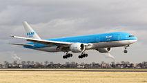 PH-BQL - KLM Asia Boeing 777-200ER aircraft