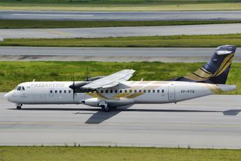 PP-PTQ - Passaredo Linhas Aéreas ATR 72 (all models)