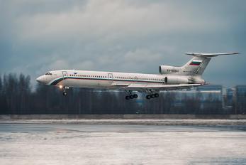 RA-85041 - Russia - Air Force Tupolev Tu-154M