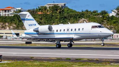 N267DW - Private Bombardier CL-600-2B16 Challenger 604