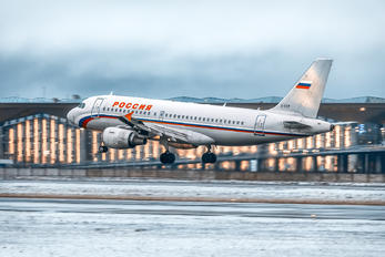 EI-ETP - Rossiya Airbus A319
