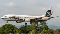 N594AS - Alaska Airlines Boeing 737-800 aircraft