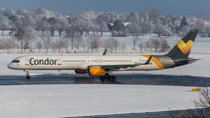 D-ABOJ - Condor Boeing 757-300
