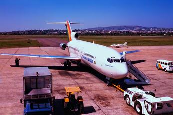 PT-TCC - Transbrasil Boeing 727-100