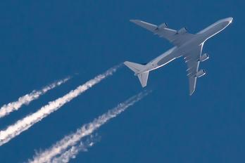 - Lufthansa Boeing 747-8
