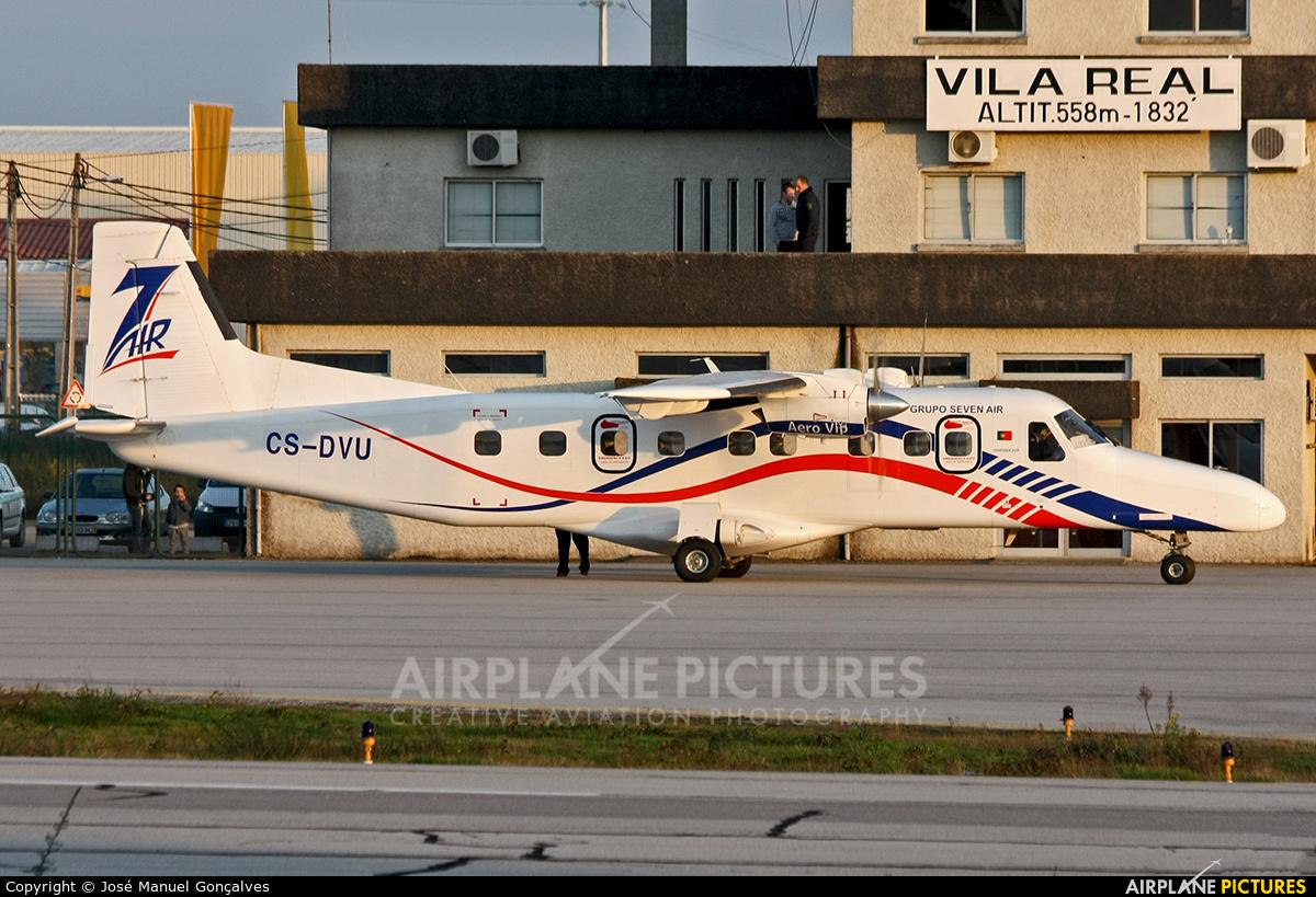 Aero VIP CS-DVU aircraft at Vila Real