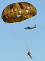- - Japan - Ground Self Defense Force Parachute Military aircraft