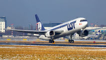 SP-LPB - LOT - Polish Airlines Boeing 767-300ER aircraft