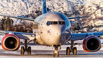 LN-TUF - SAS - Scandinavian Airlines Boeing 737-700 aircraft
