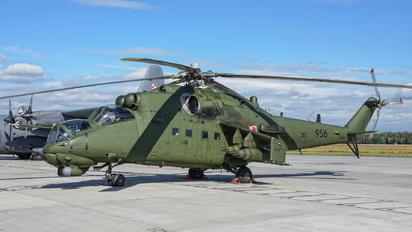 956 - Poland - Army Mil Mi-24V