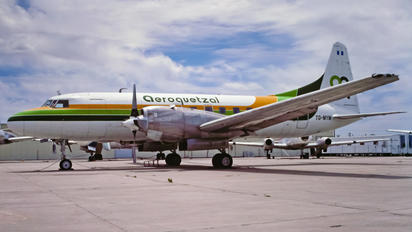 TG-MYM - Aeroquetzal Convair CV-580