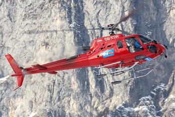 OE-XTW - Heli Tirol Eurocopter AS350 Ecureuil / Squirrel