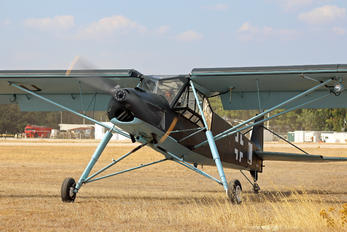 N111FS - Private Fieseler Fi.156 Storch