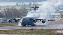 08-8198 - USA - Air Force Boeing C-17A Globemaster III aircraft