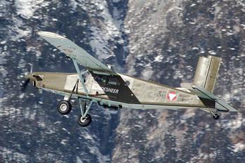 3G-EF - Austria - Air Force Pilatus PC-6 Porter (all models)