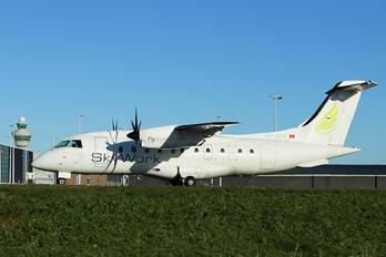HB-AEY - Sky Work Airlines Dornier Do.328