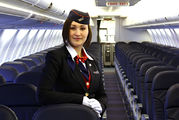 - - Belavia - Aviation Glamour - Flight Attendant aircraft